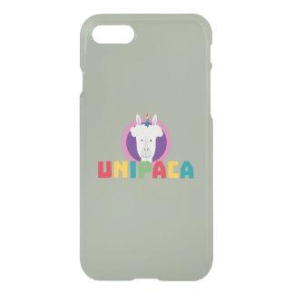 Capa iPhone 8/7 Unicórnio Unipaca Z4srx da alpaca
