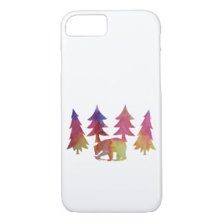 Capa iPhone 8/ 7 Urso