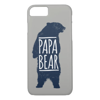 Capa iPhone 8/ 7 Urso da papá
