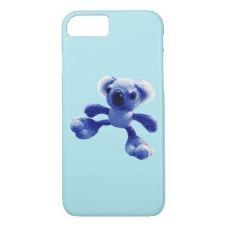Capa iPhone 8/ 7 Urso de koala dos azuis bebés