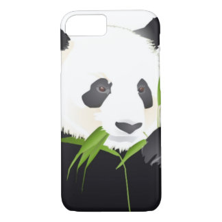 Capa iPhone 8/ 7 Urso de panda