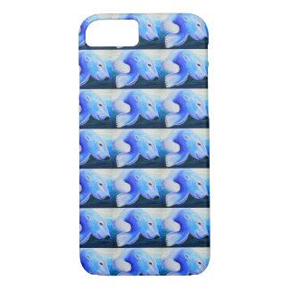 Capa iPhone 8/ 7 Urso polar nadador