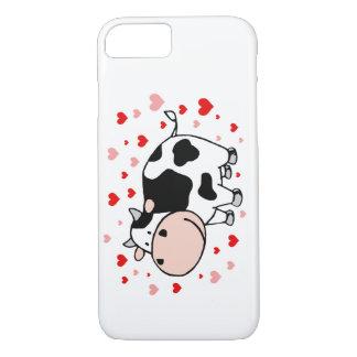 Capa iPhone 8/ 7 Vaca