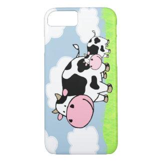 Capa iPhone 8/ 7 Vaca e bebê