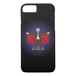 Capa iPhone 8/ 7 Vampiro bonito