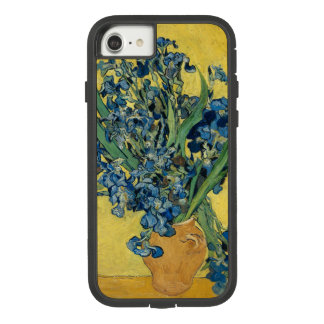 Capa iPhone 8/ 7 Vaso de Vincent van Gogh com íris GalleryHD