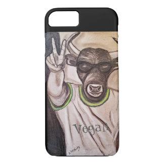 Capa iPhone 8/ 7 Vegan Bull