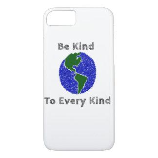 Capa iPhone 8/ 7 Vegan, Vegetarian/- Save The vez de ânus Shirt