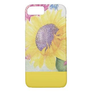 Capa iPhone 8/ 7 Verão amarelo
