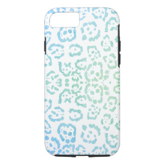 Capa iPhone 8/ 7 Verde animal Pastel do impressão de Kawaii do