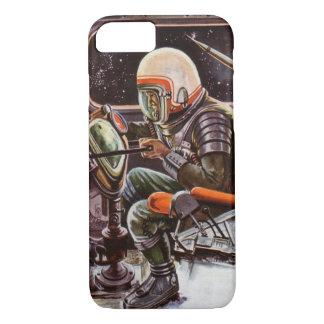 Capa iPhone 8/ 7 Viagem espacial