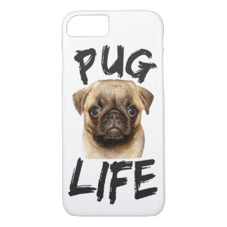 Capa iPhone 8/ 7 Vida do Pug