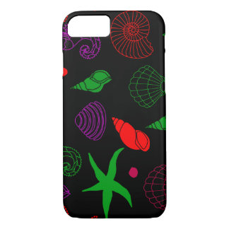 Capa iPhone 8/ 7 Vida marinha tropical