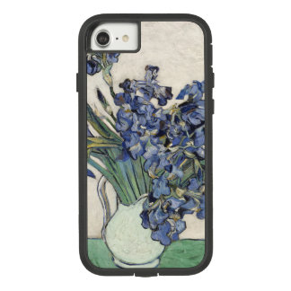 Capa iPhone 8/ 7 Vincent van Gogh torna iridescentes as belas artes