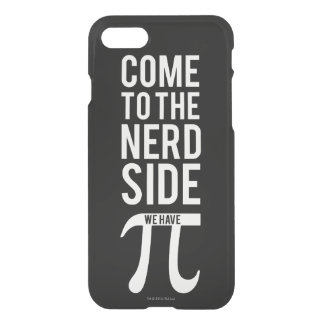 Capa iPhone 8/7 Vindo ao lado do nerd