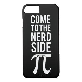 Capa iPhone 8/ 7 Vindo ao lado do nerd