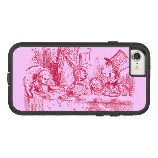 Capa iPhone 8/ 7 Vintage Alice no país das maravilhas