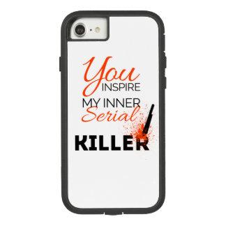 Capa iPhone 8/ 7 Você inspira meu assassino em série interno
