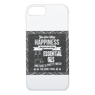 Capa iPhone 8/ 7 Você não pode comprar a felicidade mas você pode