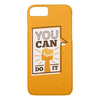 Capa iPhone 8/ 7 Você pode fazê-lo