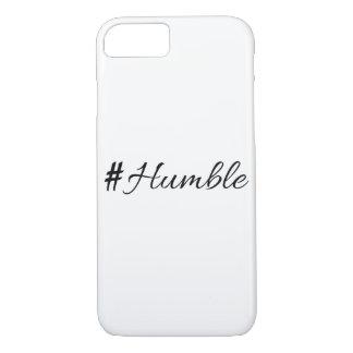 Capa iPhone 8/ 7 Vol humilde 1,0