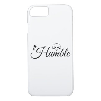 Capa iPhone 8/ 7 Vol humilde 1,1