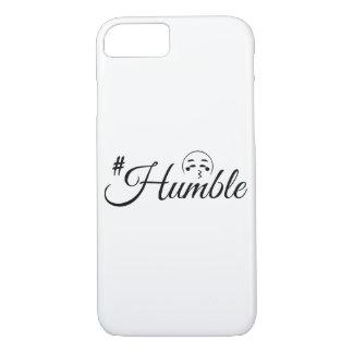Capa iPhone 8/ 7 Vol humilde 1,2