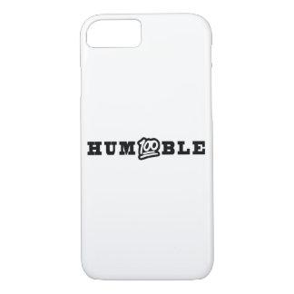 Capa iPhone 8/ 7 Vol humilde 2,0