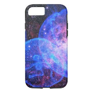 Capa iPhone 8/ 7 X-Fator no universo. Desconhecido na noite