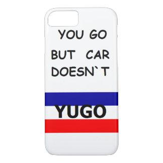 Capa iPhone 8/ 7 Yugo