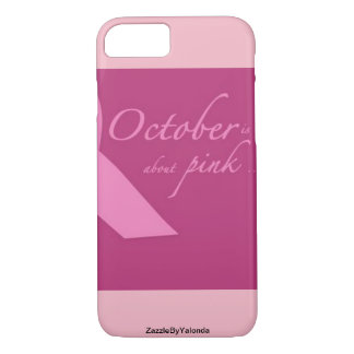 Capa iPhone 8/ 7 ZazzleForBreastCancer