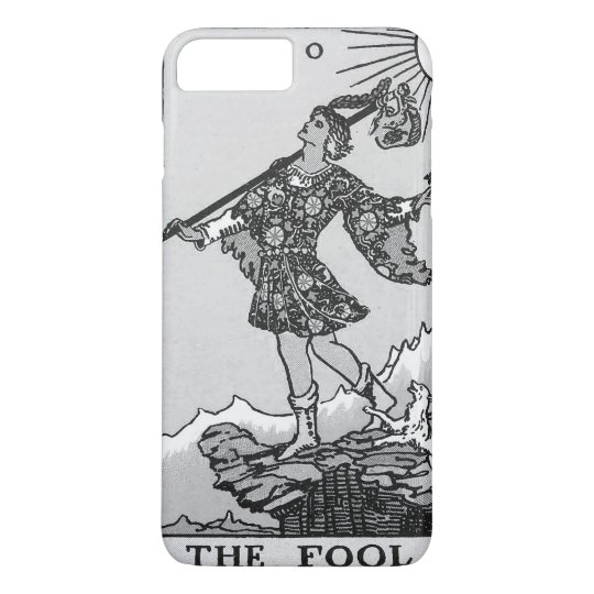 Capa iPhone 8 Plus/7 Plus 00 The Fool