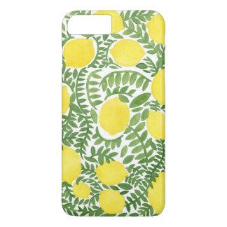 Capa iPhone 8 Plus/7 Plus A árvore de limão fresca