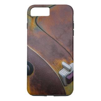 Capa iPhone 8 Plus/7 Plus A beleza da textura de um carro vintage