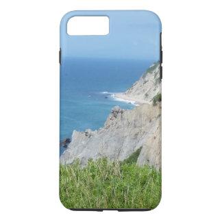 Capa iPhone 8 Plus/7 Plus A ilha de bloco blefa - ilha de bloco, Rhode - a