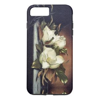 Capa iPhone 8 Plus/7 Plus A magnólia de Heade floresce a caixa do iPhone 7