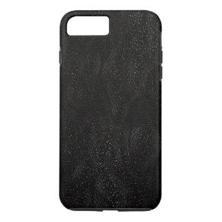 Capa iPhone 8 Plus/7 Plus A noite preta do abstrato do espaço Stars a