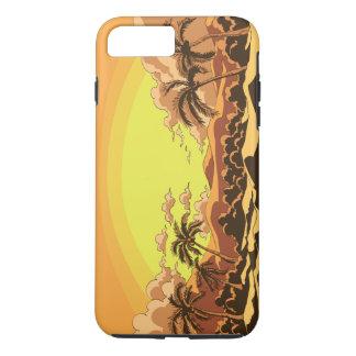 Capa iPhone 8 Plus/7 Plus A praia