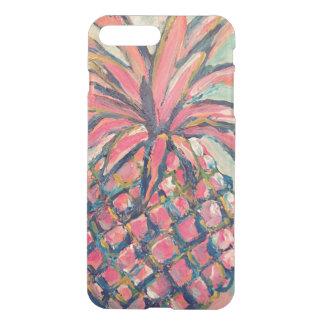 Capa iPhone 8 Plus/7 Plus Abacaxi da fruta