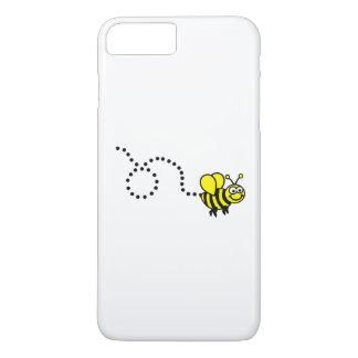 Capa iPhone 8 Plus/7 Plus Abelha do vôo