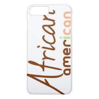 Capa iPhone 8 Plus/7 Plus Afro-americano