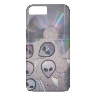 Capa iPhone 8 Plus/7 Plus ailen o caso