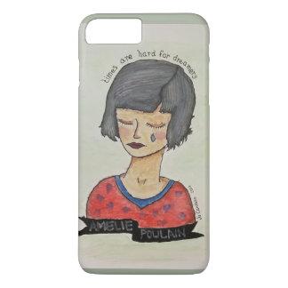 Capa iPhone 8 Plus/7 Plus Amélie Poulain Case for iPhone 8 Plus / 7 Plus