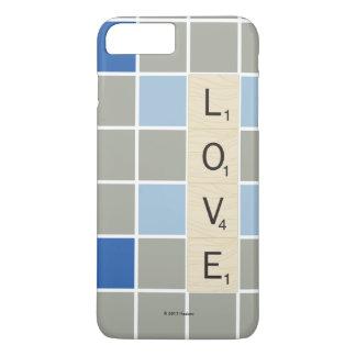 Capa iPhone 8 Plus/7 Plus Amor