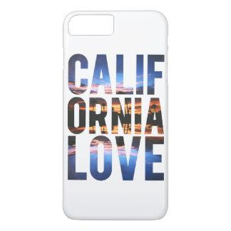 Capa iPhone 8 Plus/7 Plus Amor de Califórnia