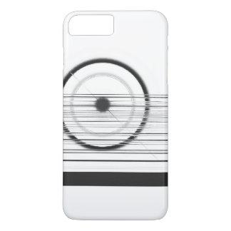 Capa iPhone 8 Plus/7 Plus anel preto