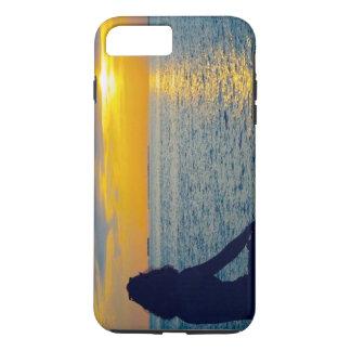 Capa iPhone 8 Plus/7 Plus Apreciando o por do sol