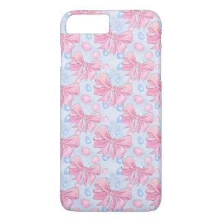Capa iPhone 8 Plus/7 Plus Arco cor-de-rosa