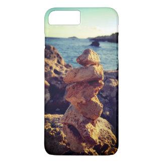 Capa iPhone 8 Plus/7 Plus arquivo da pedra pelo mar