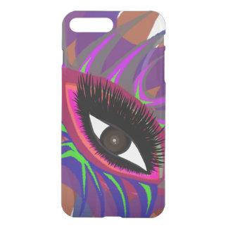 Capa iPhone 8 Plus/7 Plus Arte lindo do olho